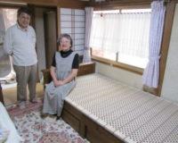 桐たんす 桐ベッド 群馬県