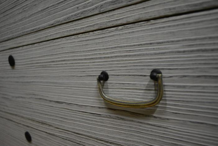 桐たんすの修理